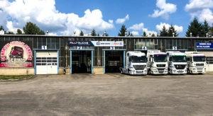 Centrum Truck Serwis najlepsza naprawa tirów w Szczecinie