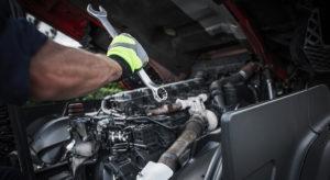 Profesjonalna mechanika samochodów ciężarowych