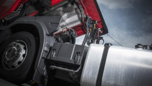 Profesjonalna naprawa samochodów ciężarowych
